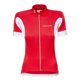 Endura FS260 Pro II Bike Jersey Shortsleeve Women red